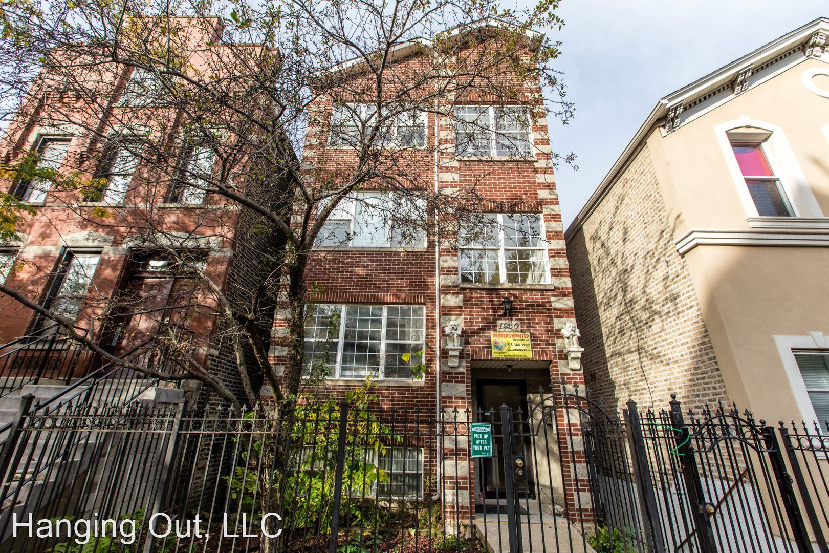 1250 N Greenview Ave, #1